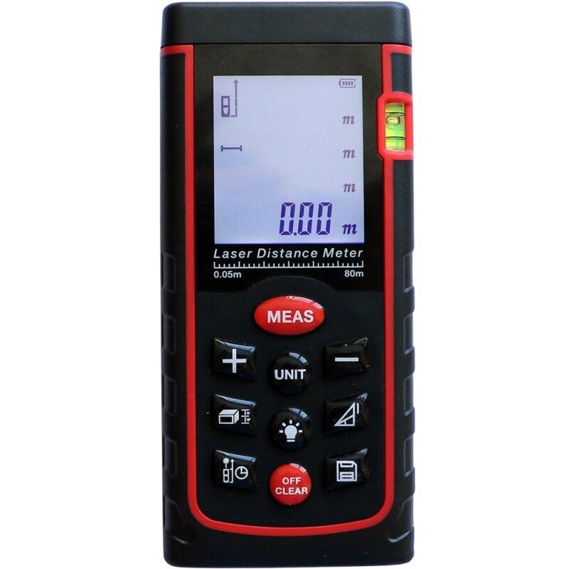Laser range finder Diold DL-80 maifeng 10x 25mm handheld hunting laser range finder black army green 1 x cr2