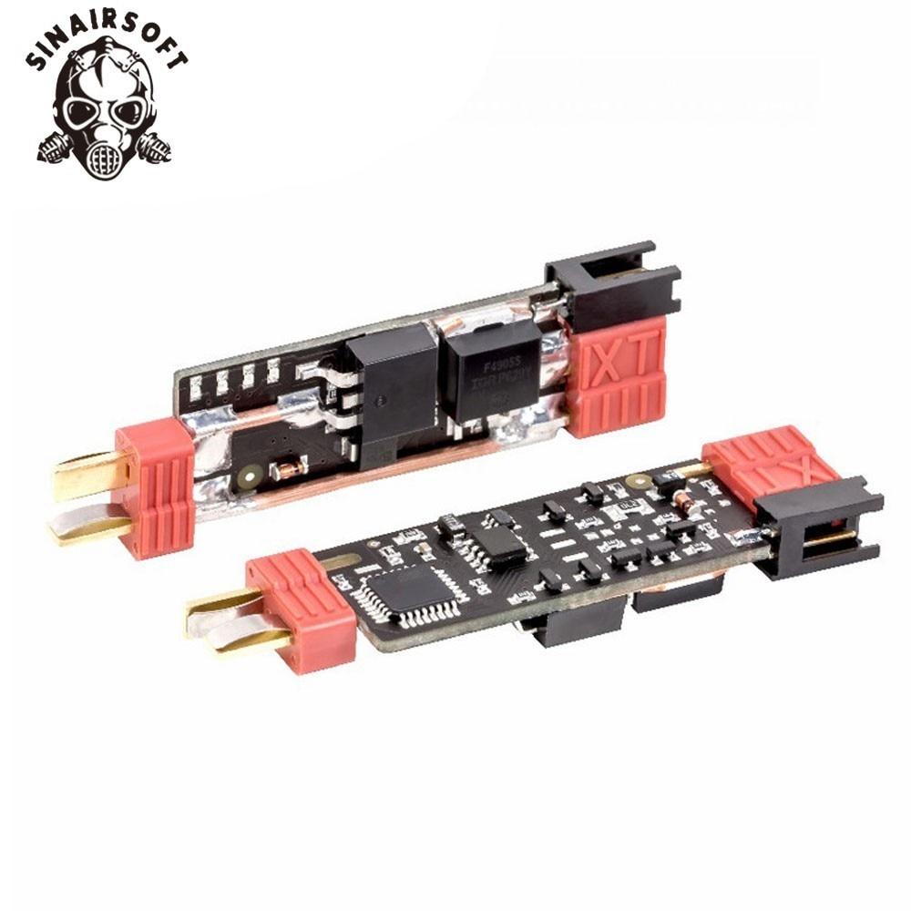 Electronic Key AEG Merf 3 2 for AEG Guns Battery Protection Fuse LiPo LifePO4 LiIon NiCd