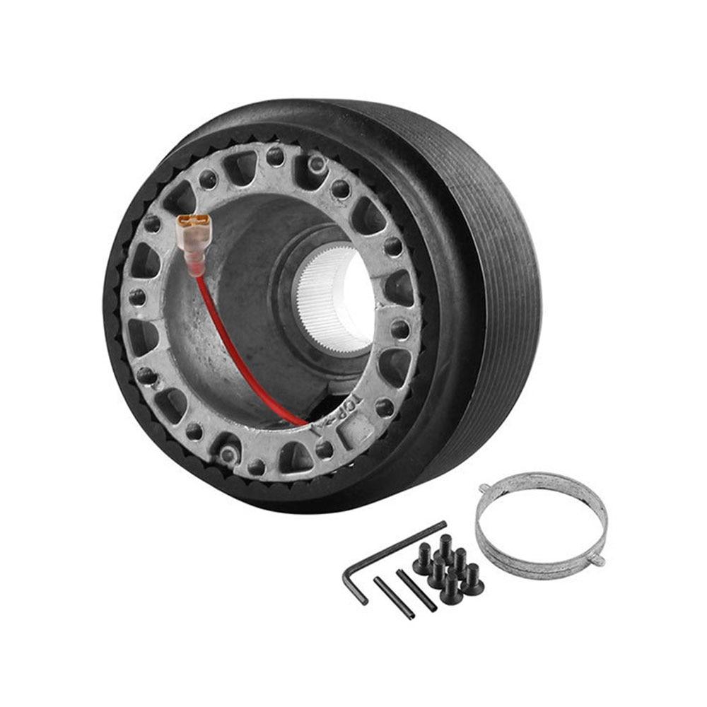 Vehemo для рулевого колеса Алюминиевый автомобильный концентратор адаптер Авто концентратор адаптер автомобильные спортивные инструменты концентратор адаптер профессиональные автозапчасти