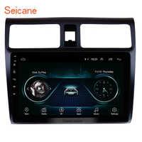 """Seicane Autoradio GPS Navigation Lecteur Multimédia Pour 2005 2006 2007 2008 2009 2010 Suzuki Swift 10.1 """"Android 8.1 Unité de tête"""