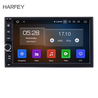 Harfey HD Touchscreen 7 Android 9.0 2 Din Car Multimedia Player Radio GPS Navi for Universal NISSAN TOYOTA KIA head unit