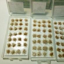 Simulation Plants Model Grass Cluster Miniature Tuft For Scene Landscape Layout