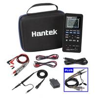 O125 2in1 Hantek цифровой осциллограф + мультиметр 40 мГц 70 мГц 250MSa/s 2C42 2C72