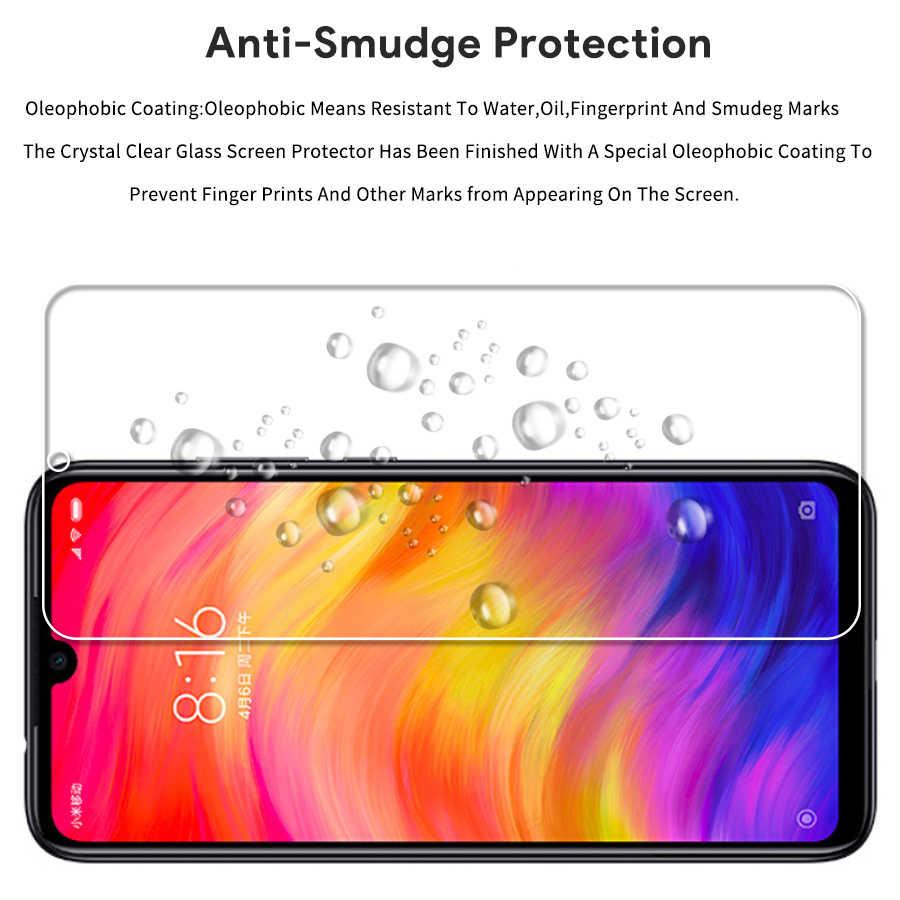 Для Xiaomi Mi redmi note 7 Премиум закалённые Защитные пленки redmi note 5 6 Pro 2.5d 9 h 0,26 мм протектор экрана закаленное стекло