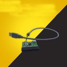 DYKB Гибкий Кабель-адаптер с разъемом для гибких дисков от 34P до 26 pin/34PIN до 26 pin гибкий кабель USB до 34 P/USB до 26P дисковод гибких дисков