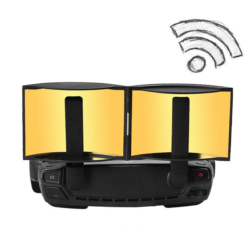 Antenna Amplifier Range Extender Enhancer Remote Controller Signal Booster  For DJI MAVIC 2 PRO/AIR Drone Mavic Mini Accessories 1