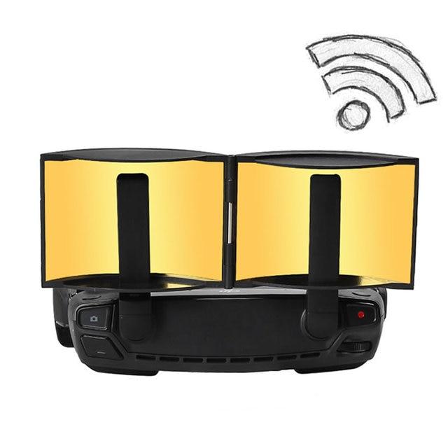 Antenna Amplifier Range Extender Enhancer Remote Controller Signal Booster For DJI MAVIC 2 PRO/AIR Drone Mavic mini Accessories