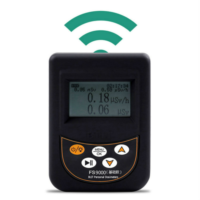 Nuclear radiation detector / personal dose tester / personal dosimeter vollara freshair personal