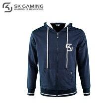Толстовка SK Gaming мужская на молнии из хлопка