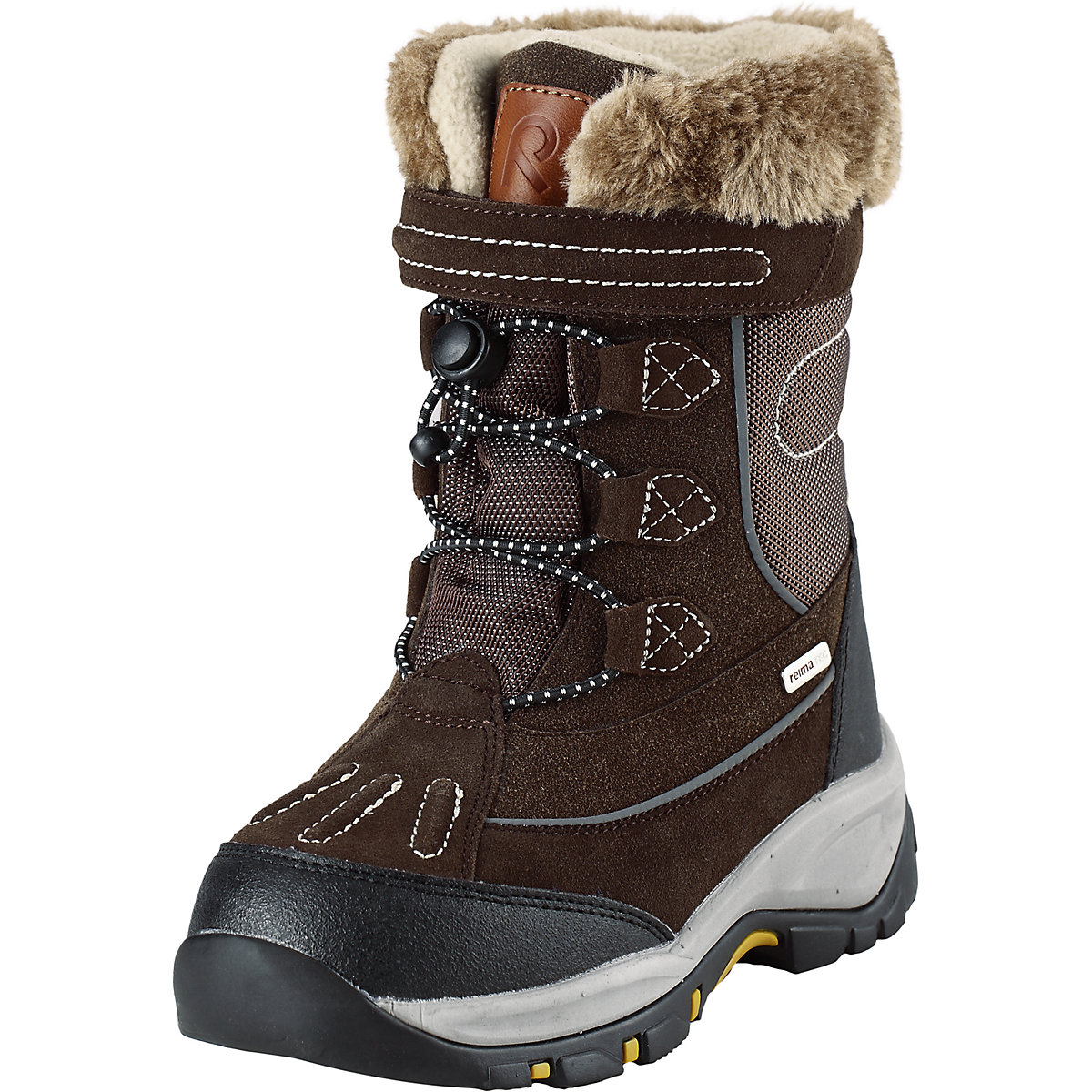 REIMA Boots 8625003 for boys winter boy  children shoes women shoes high heel for winter boots pointed toe ankle boots for women martin boots fashion zip gladiator women boots