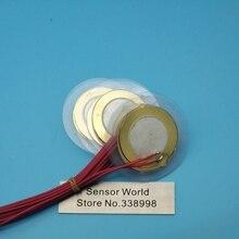 Диаметр 49 мм 50 мм 35 мм медный провод Дозирующий зуммер поддержка цена пьезо керамический элемент