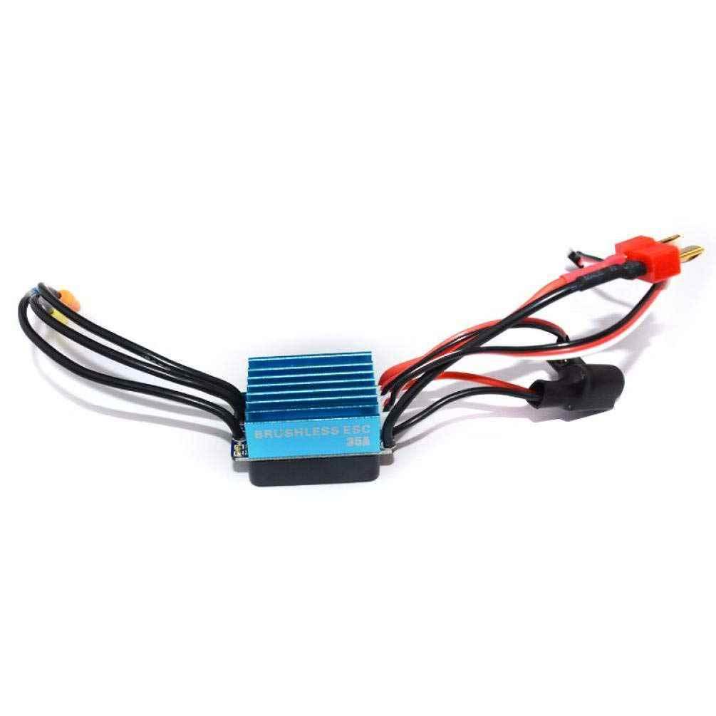 2845 3100KV Motor sin escobillas sin sensor con 35A controlador de velocidad eléctrico sin escobillas ESC para 1/14 1/16 1/18 RC coches camiones
