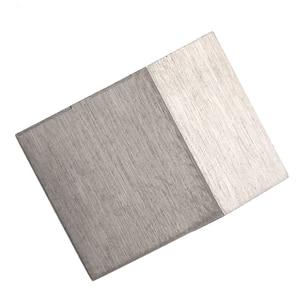 Image 5 - 1 قطعة 99.5% التيتانيوم النقي عالية النقاء مكعب Ti المعادن منحوتة عنصر الدورية الجدول الحرفية مجموعة رائعة 10*10*10 مللي متر