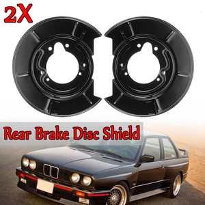 Left+Right Rear Brake Disc Shi