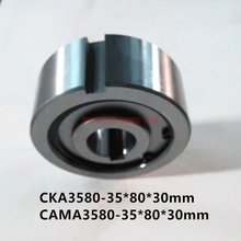2019 Hot Sale Hot One-way Bearing Clutch Ck-a3580 Cka3580 Cama3580 35*80*30 Free Shipping csk15 sprag free wheels one way clutch needle roller bearing size15 35 11
