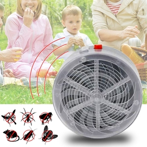 Insect Camping Moth Solar Mosq