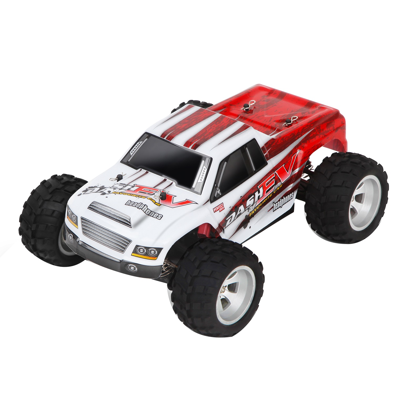 Wltoys A979-B Four-Wheel Drive Drift Racing 2.4G Off-Road Remote Control Car Toy 1:18 Full-Scale High-Speed Remote Control CarWltoys A979-B Four-Wheel Drive Drift Racing 2.4G Off-Road Remote Control Car Toy 1:18 Full-Scale High-Speed Remote Control Car