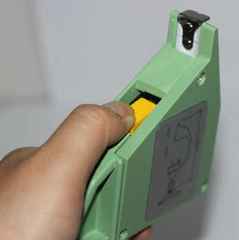 Brand New Height Hook Measurement for Total station 500 & 1200 GPS GNSS, Green GZS4-1
