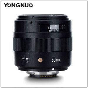 Image 1 - YONGNUO YN50mm F1.4N E Standard di Primo Obiettivo 50mm F1.4 Grande Apertura Per Nikon D5 D4 D3 D810 D800 D750 d300 D7100 D7000 D5600 ecc