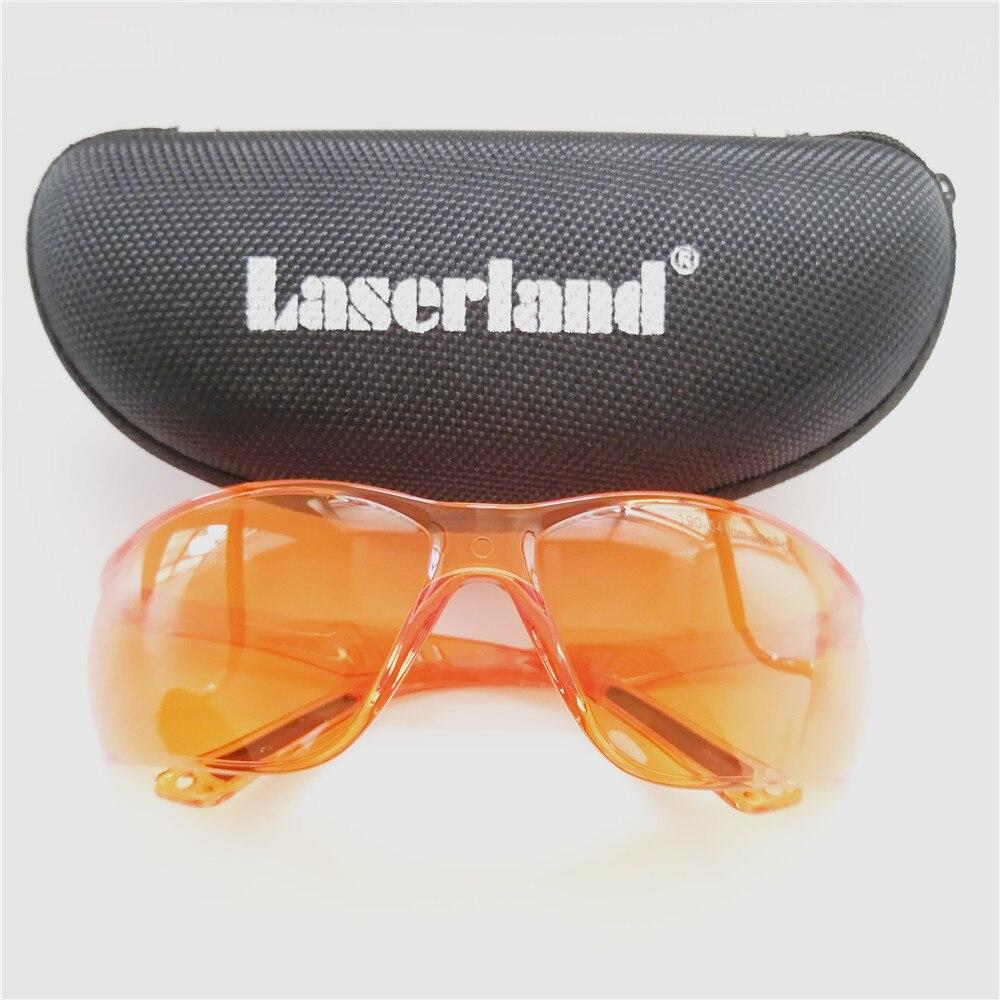 EP-3-8 190nm-355nm-405nm-450nm-532nm-540nm OD4 + Verde Laser occhiali di Protezione Occhiali Occhiali CE certificato