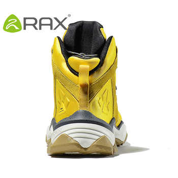 Rax Winter Hiking Shoes Men Outdoor Sports Sneakers for Women Mountain Shoes Warm Trekking Shoes Toursim Hiking Shoes Tactical