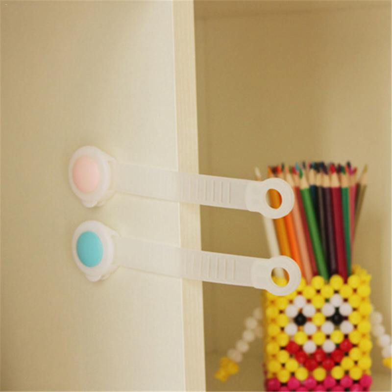 Baby Safety Locks For Cabinet Fridge Drawer Child Lock Cupboard Door Childproof Latches Baby Security Door Stopper