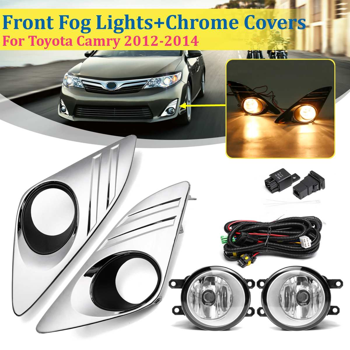abbd4483decd3 ✅ Popular fog light trim set and get free shipping - 3n11727b
