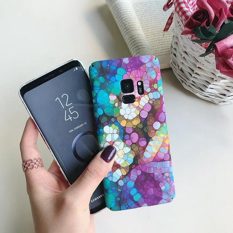 KISSCASE Hard PC Case For Redmi Note 7 Colorful Print Back Cover For Xiaomi MI9 8 Lite Mi Play Fashion Girly Mobile Phone Cases Multan
