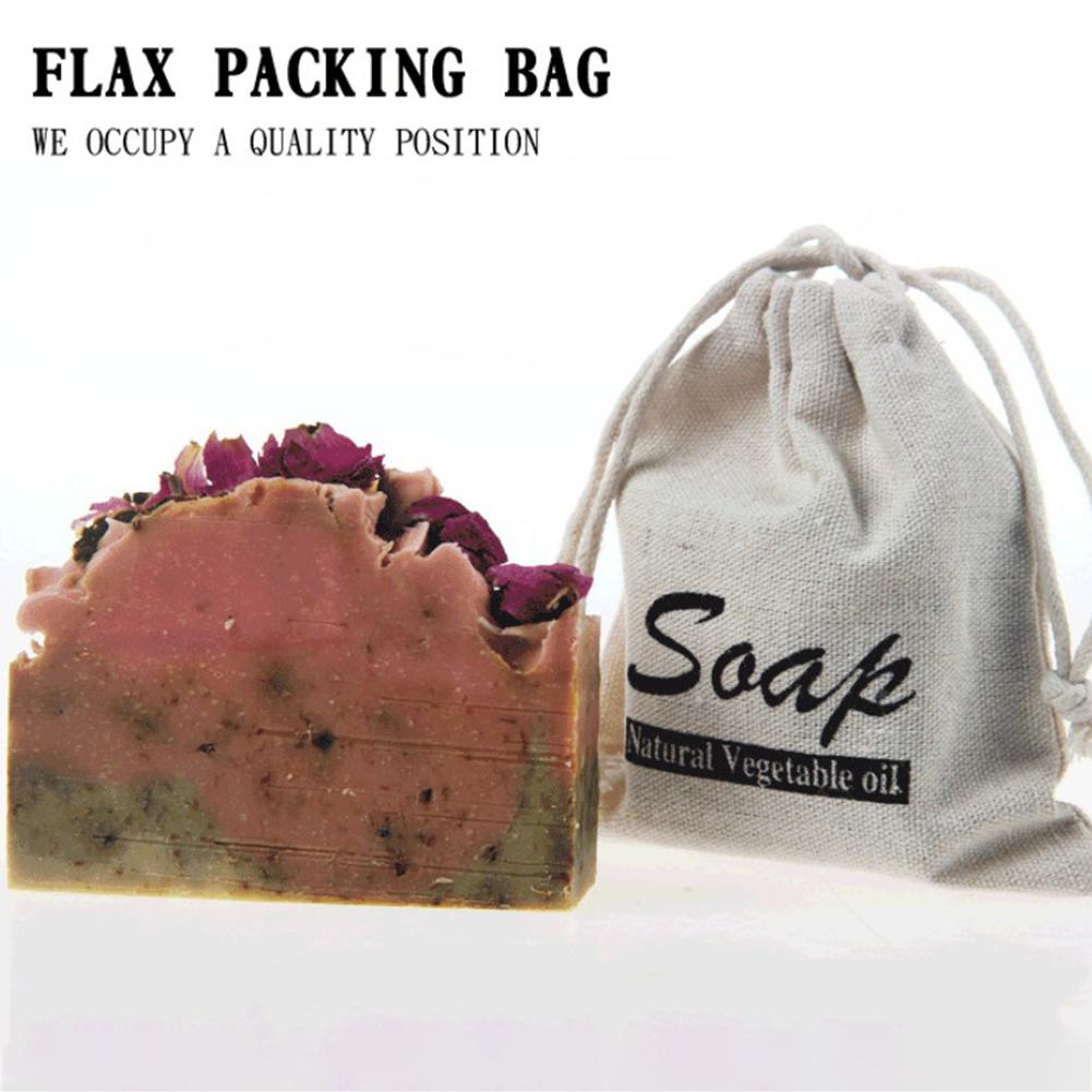 XY Fancy Rose Cold Cleansing Face Wash Handmade Soap Moisturizing Whitening Soap