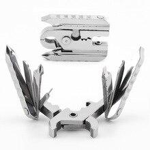 folding Knife Multi Tool Pliers EDC Tools Multitools Folding Fishing crimping tool wire stripper