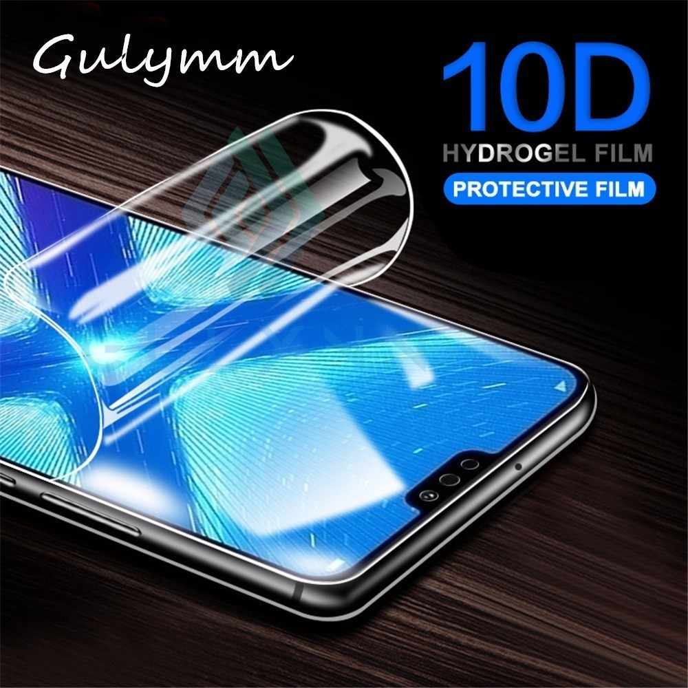 New 10D Full Screen Hydrogel Film On The For Huawei Mate 20 Pro10 Lite Protector Film For Huawei P30 20 Lite Pro Protective Film