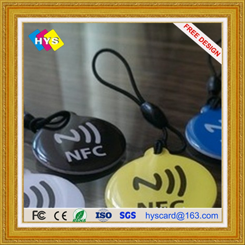 RFID Ntag 213/ Ntag 215/ Ntag 216 Chip NFC Smart Cards