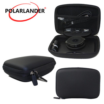 6 Cal GPS Carry pokrywa pakiet ochrony przypadku GPS Navigator tarcza Case Bag czarny dla dużych rozmiarów telefon komórkowy tanie i dobre opinie PolarLander