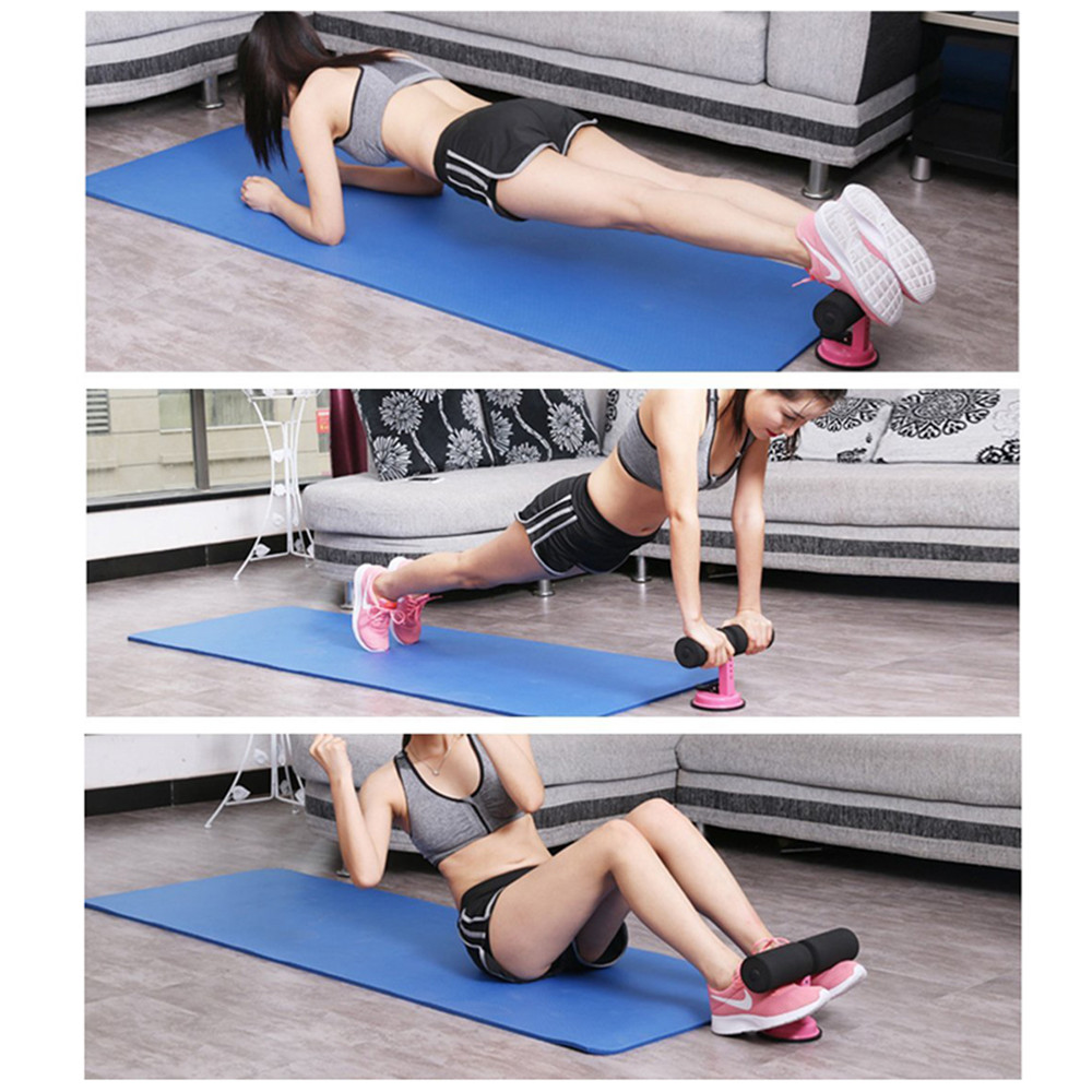 1 Pcs Portable Home Gym Sit Push Up Trainer Abs and Core Trainer Body Exercise Lazy Abdomina Muscle Exercise Fitness Equipment in Ab Rollers from Sports Entertainment