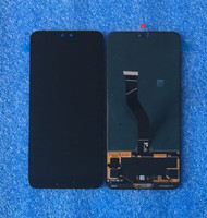 For 6.1 Huawei P20 Pro Axisinternational LCD screen Display black color+Touch panel Digitizer for huawei P20 pro+tool