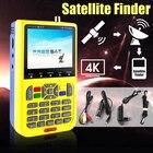 V8 Digital Finder Satellite Finder V-71 HD DVB-S2 MPEG-2/MPEG-4 FTA High Definition Satellite Meter 3.5inch LCD Display