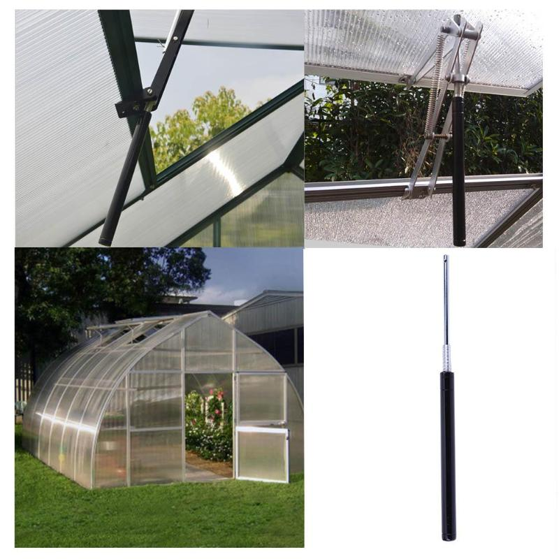 Greenhouse Window Opener Temperature Controller Auto Vent Automatic Greenhouse Cylinder Varnish Sprayed Hydraulic Cylinder