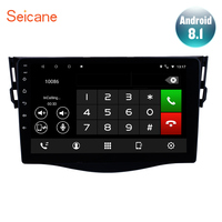 Seicane 9 inch Radio Android 7.1/8.1 for 2013 Toyota RAV4 Car GPS Navigation Steering Wheel control support Mirror Link TPMS DVR