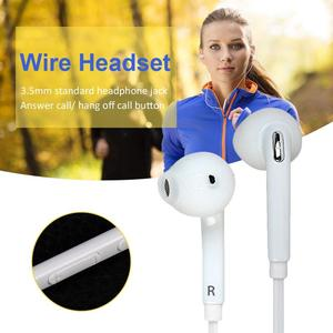 3.5mm Jack In-Ear Wired Stereo