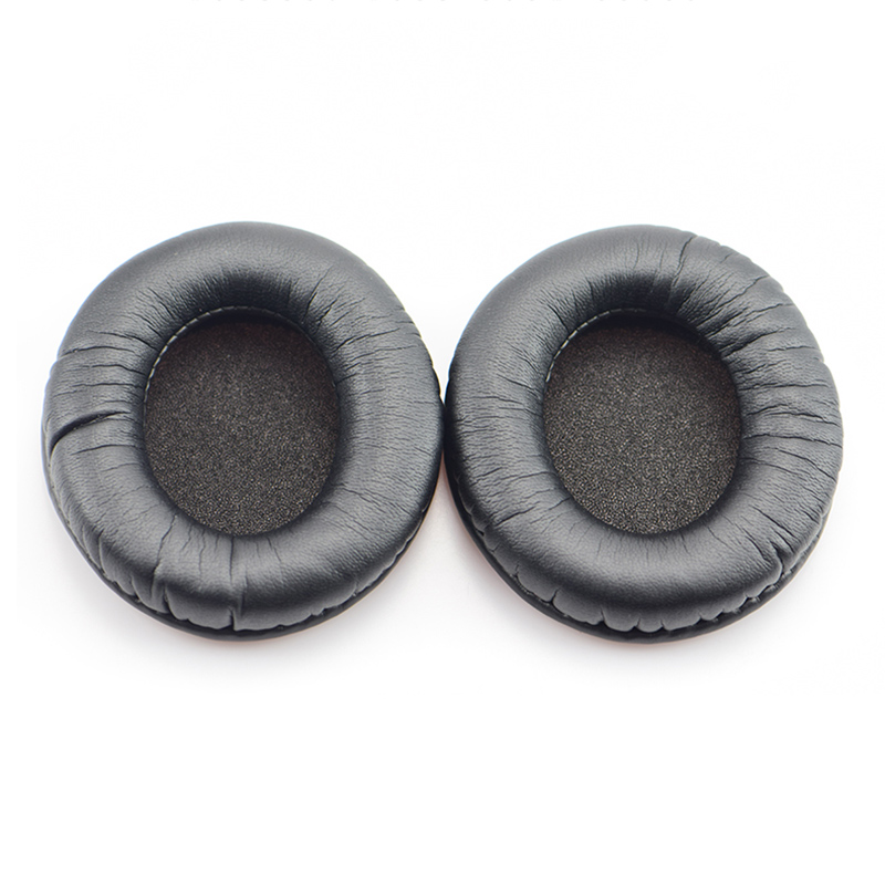 LEORY 1 Pair Ear Pads Cushion Replacement for Sennheiser HD435 HD415 HD465 HD485 Headphone Soft Leather Protective Earpads(China)