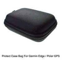Путешествия на открытом воздухе защитный чехол сумка Портативный сумка для Garmin Edge 200 500 510 520 800 810 820 1000 Полар-флиса V650 Полар-флиса M450 gps