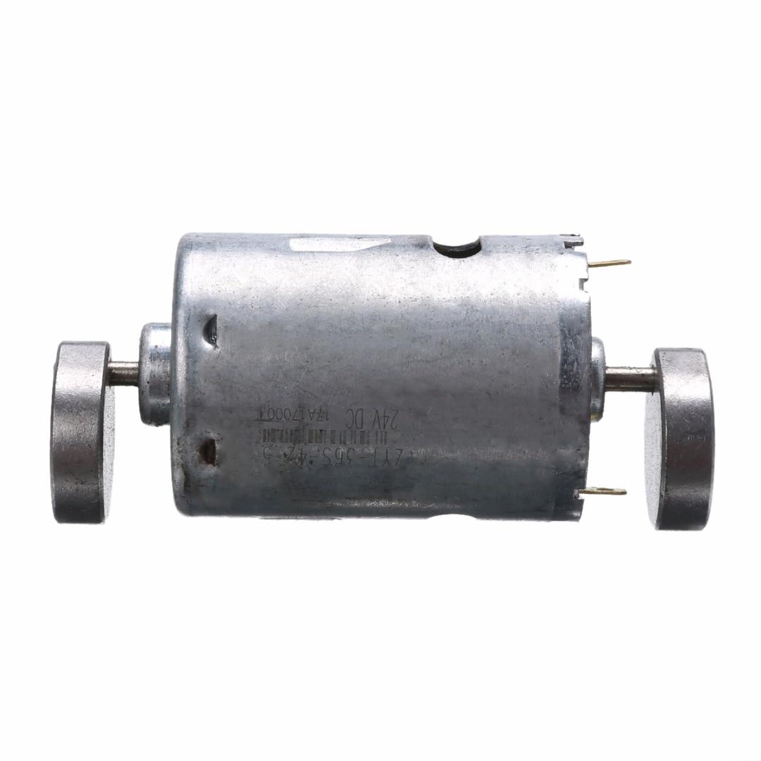 New DC 12V 24V 555 Vibrating Motor Dual Vibrator 550 High Power Powerful Vibration Motor For DIY Massager