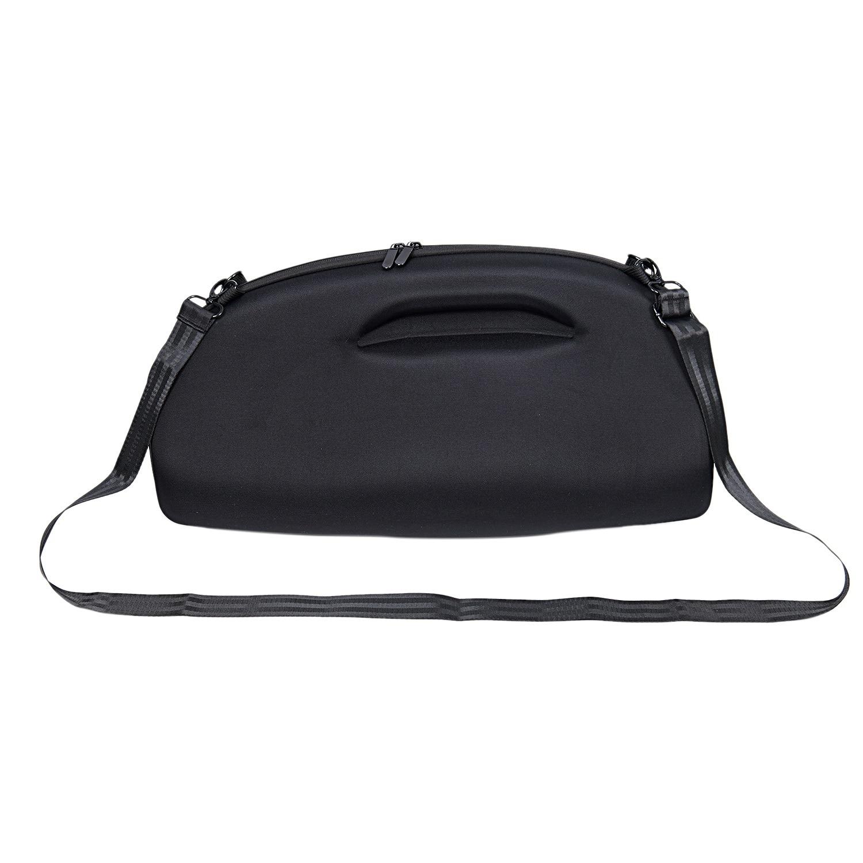 Tüketici Elektroniği'ten Hoparlör Aksesuarları'de Taşınabilir JBL Boombox EVA sert koruyucu kılıf özel hoparlör koruyucu kutu kapak taşıma çantası kablosuz bluetooth hoparlör title=