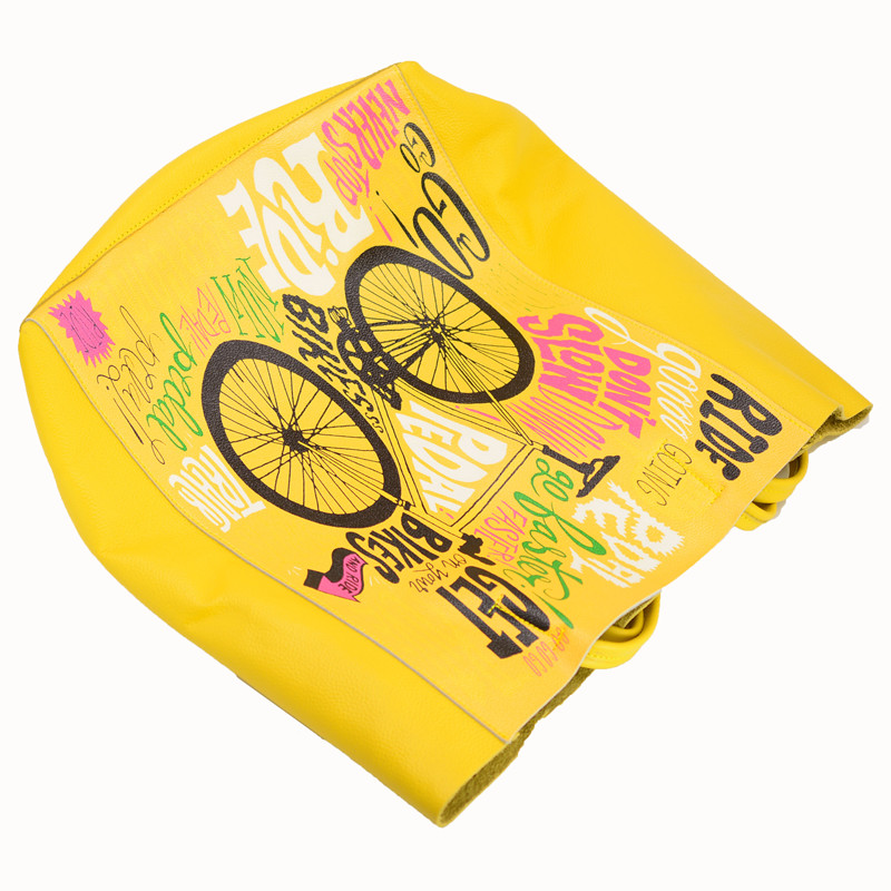 Designer Yellow Tote Bag For Woman Fashion Large Capacity Purse High Quality Genuine Leather Handbag Ladies Elegant Shoulder Bag