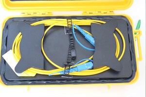 Image 4 - OTDR Dead Zone Eliminator,Fiber Rings ,Fiber Optic OTDR Launch Cable Box 1km SM 1310/1550nm