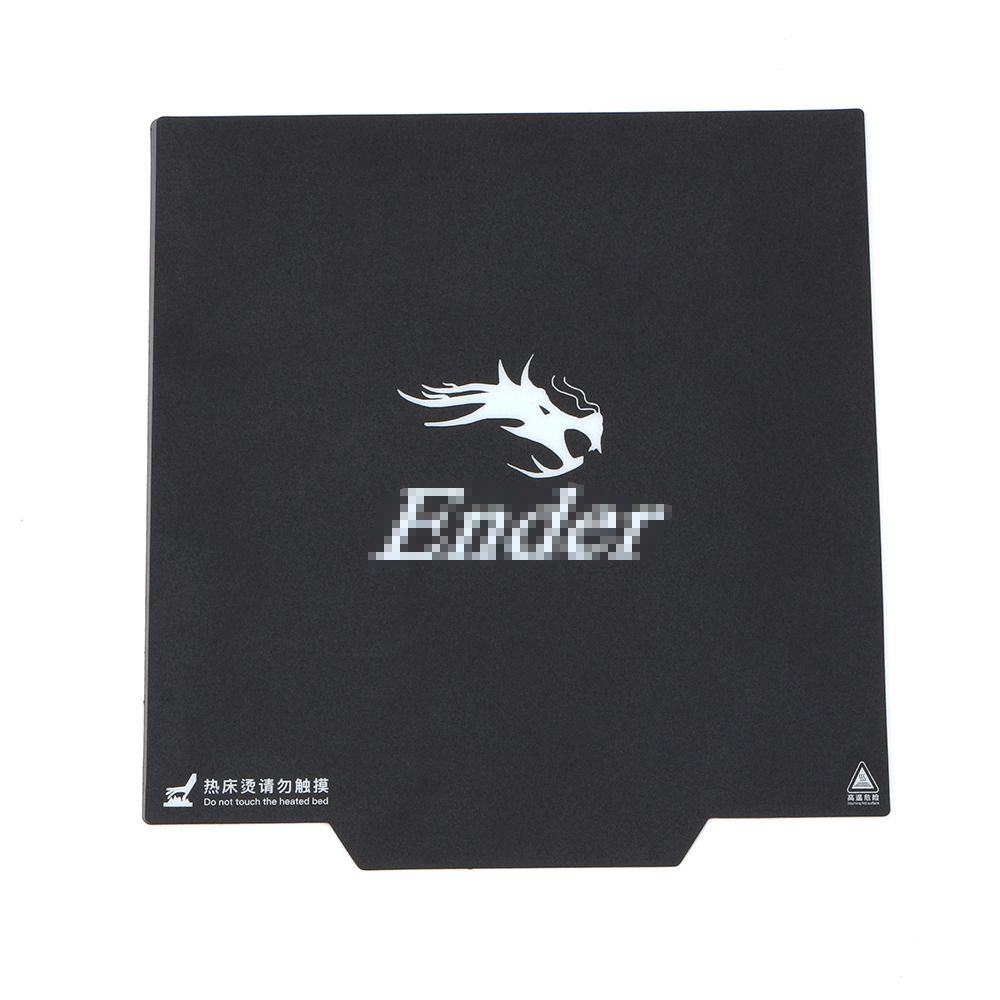 Ender-3 printer part magic Magnetic build surface bed paper label with 3m label 235 x 235mm for Ender-3