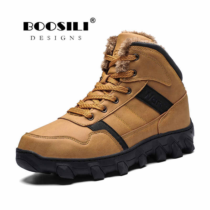 Sale 2020 Mens Boots Winter Shoes