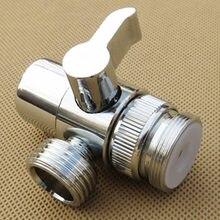 Sink Valve Br Faucet Splitter Diverter Adapter Home Water Tap Kitchen Bathroom