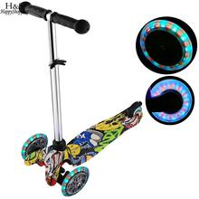 New Gifts Kick Children for Adjustable 3 Years Scooter 17 Aluminum Best and Kids Unisex Boys Girls Alloy Height old