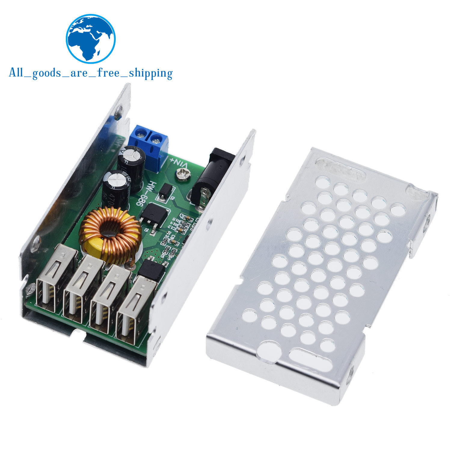 AC-DC 100-240V To 5V 2A 2000MA Switching Power Supply Board  Replace Module Hb